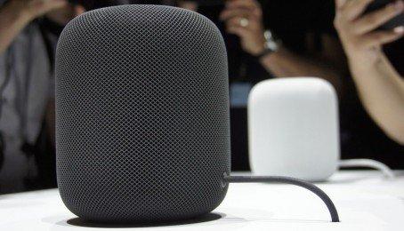 Loa thông minh HomePod được Apple hoãn lịch ra mắt sang năm 2018