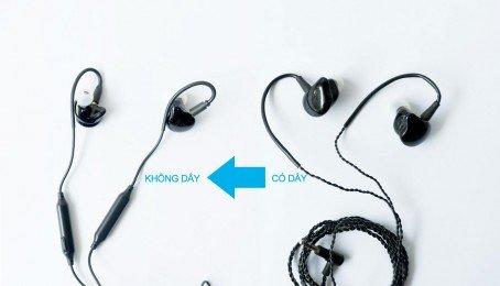 Sáng tạo thú vị khi biến tai nghe Bluetooth Mee audio BTX1 và BTC1 từ có dây thành không dây
