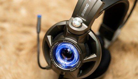 Đánh giá tai nghe chơi game Somic G945