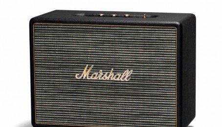 Review loa Marshall Woburn - Như một chiếc amp guitar điện với nhiều tính năng