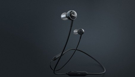 AKG Y100 Wireless - Chiếc inear Bluetooth mới nhất từ AKG với giá phải chăng