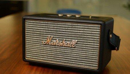 Trên tay loa di động Marshall Kilburn - cổ điển, đẹp, chất âm khá