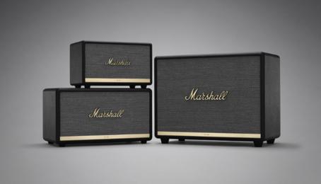 Marshall Ra Mắt Phiên Bản Nâng Cấp Của Loa Bluetooth