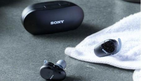 """Đánh giá Sony WF-SP800N: tai nghe thể thao chống ồn """"làm mưa làm gió"""" có gì HOT?"""