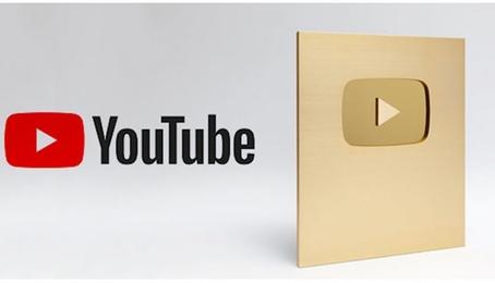 [MẸO VUI] Cách sở hữu nút vàng, nút bạc của YouTube chỉ trong nháy mắt