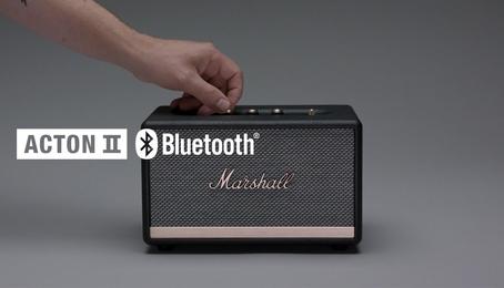 Trải nghiệm dòng loa Marshall Acton II - Thiết kế, chất lượng âm thanh thế nào?