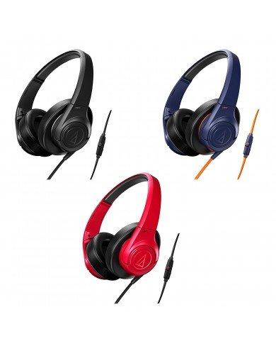Tai nghe Audio Technica ATH-AX3iS chính hãng