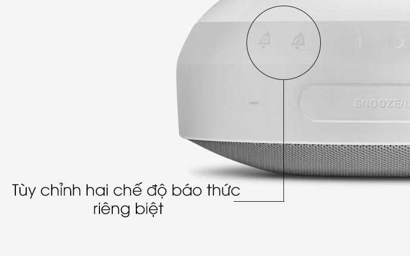 Loa Bluetooth JBL Horizon - Trang bị 2 chế độ báo thức hiệu quả