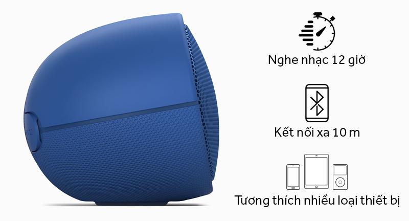 Loa bluetooth Sony SRS-XB20 - Thời gian sử dụng và khả năng tương thích