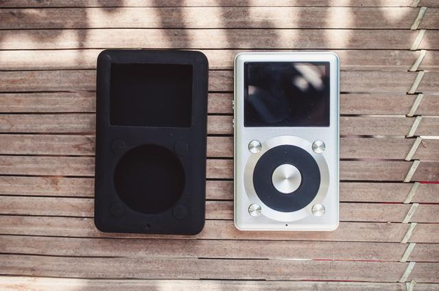Mặt trước Máy nghe nhạc MP3 Fiio X1