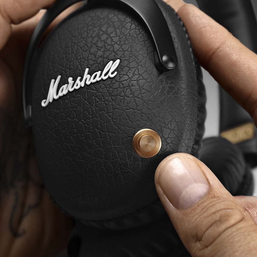 Tai Nghe Marshall Monitor Bluetooth